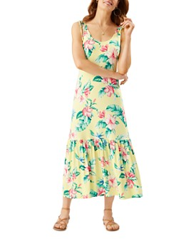 Tommy Bahama - Floristic Approach Midi Dress