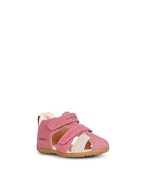 Geox Girls\\\' B Kaytan Sandals - Baby, Walker