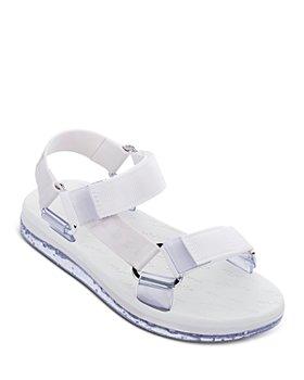 Melissa - Women's Papete + Rider Bubble Gum Scented Sandals