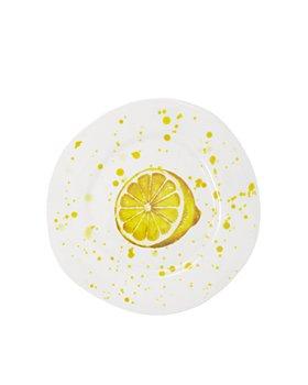 VIETRI - Melamine Fruit Lemon Salad Plate
