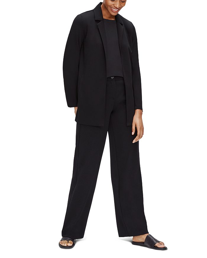 Eileen Fisher - Notched Collar Jacket