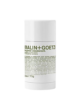 MALIN and GOETZ - Bergamot Deodorant 2.6 oz.