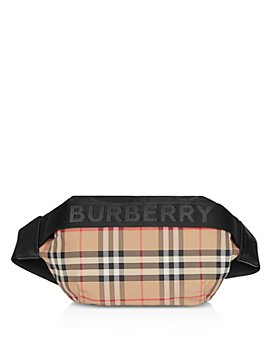 Burberry - Medium Vintage Check Bum Bag