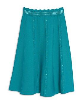Sandro - Omelia Knit Midi Skirt