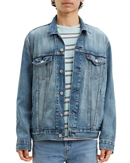 Levi's - Regular Fit Denim Trucker Jacket