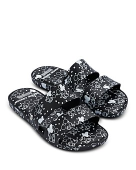 Melissa - Women's Color Pop Slip On Sandals