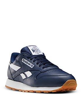 Reebok - Men's Classic Leather Low-Top Sneakers
