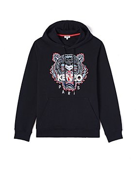 Kenzo - Men's Classic Embroidered Tiger Hoodie