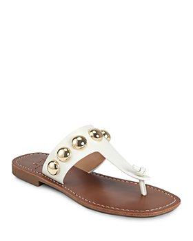Marc Fisher LTD. - Women's Festas Studded Thong Sandals