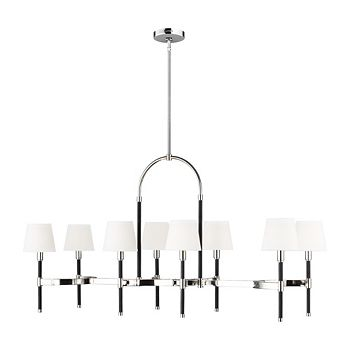 Ralph Lauren - Katie 8 Light Linear Chandelier