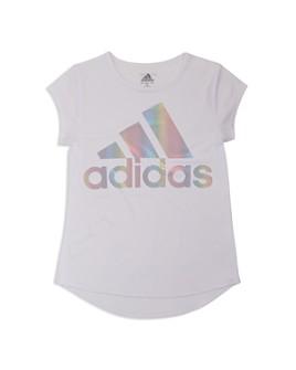 Adidas - Girls' Logo Tee - Big Kid