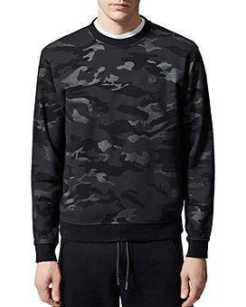The Kooples - Camouflage Print Sweatshirt