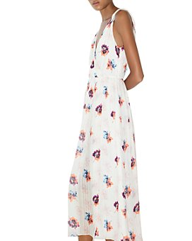 Jason Wu - Silk Floral Print Dress