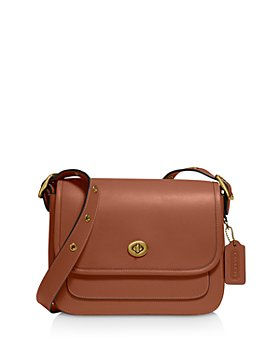 COACH - Rambler Mini Leather Crossbody