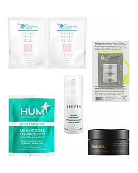 Bloomingdale's - Choose 4 samples when you spend $125 or more in Wellchemist!