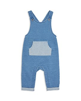 Peek Kids - Unisex Nova Cotton Indigo Overall - Baby