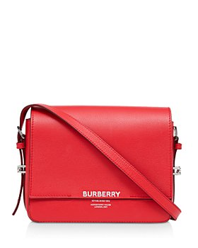 Burberry - Small Leather Grace Bag