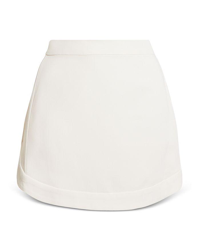 BCBGMAXAZRIA - Woven Mini Skirt