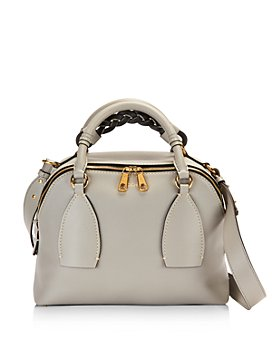 Chloé - Daria Medium Leather Shoulder Bag
