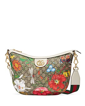 Gucci - GG Flora Shoulder Bag