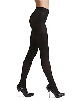 HUE - Opaque Control Top Tights