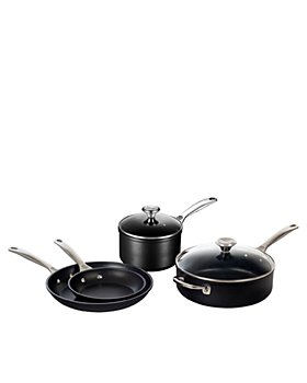 Le Creuset - 6 Piece Nonstick Cookware Set
