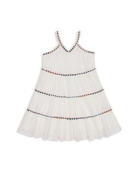 Peek Kids - Girls' Chelsey Tiered Dress - Little Kid, Big Kid