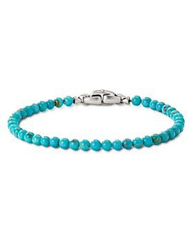 David Yurman - Spiritual Beads Bracelet with Turquoise