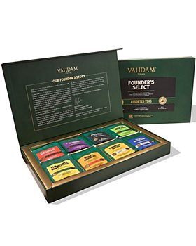 VAHDAM - Founders Select, 40 Pieces