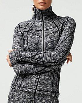Blanc Noir - Cloud Training Jacket