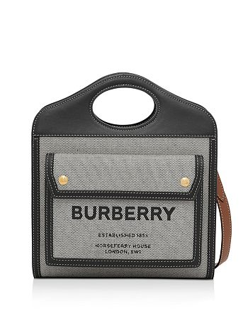 Burberry - Pocket Tote Bag