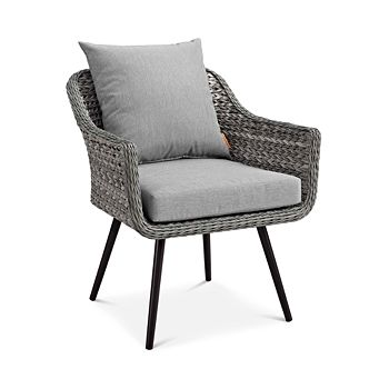 Modway - Endeavor Outdoor Patio Wicker Rattan Armchair