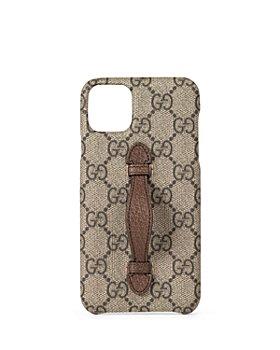 Gucci - GG Supreme iPhone 11 Pro Max Case