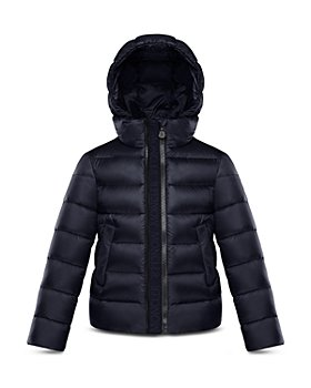 Moncler - Unisex Alithia Hooded Down Jacket - Big Kid