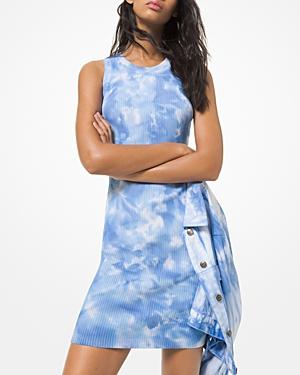 Michael Michael Kors Tie Dyed Tank Dress-Women