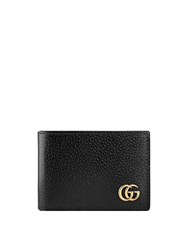 Gucci - GG Marmont Leather Bi Fold Wallet