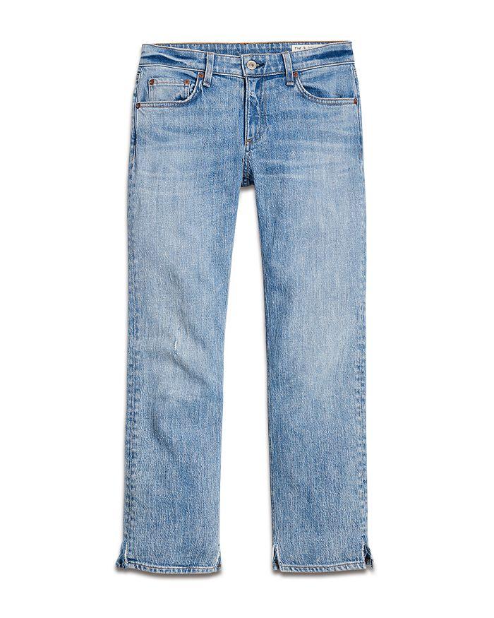 rag & bone - Dre Straight Jeans in Arrow High