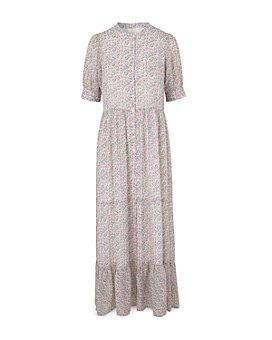 Notes du Nord - Posh Floral Print Maxi Dress