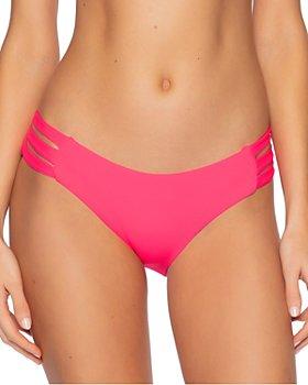 BECCA® by Rebecca Virtue - Fine Line Tab Bikini Bottom