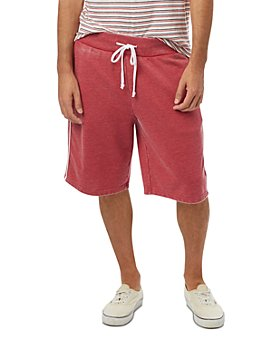 ALTERNATIVE - Throwback Burnout French Terry Shorts