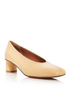 LoQ - Women's Camilla Square Toe Pumps