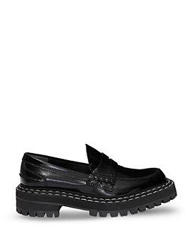 Proenza Schouler - Women's Slip On Lug Loafers