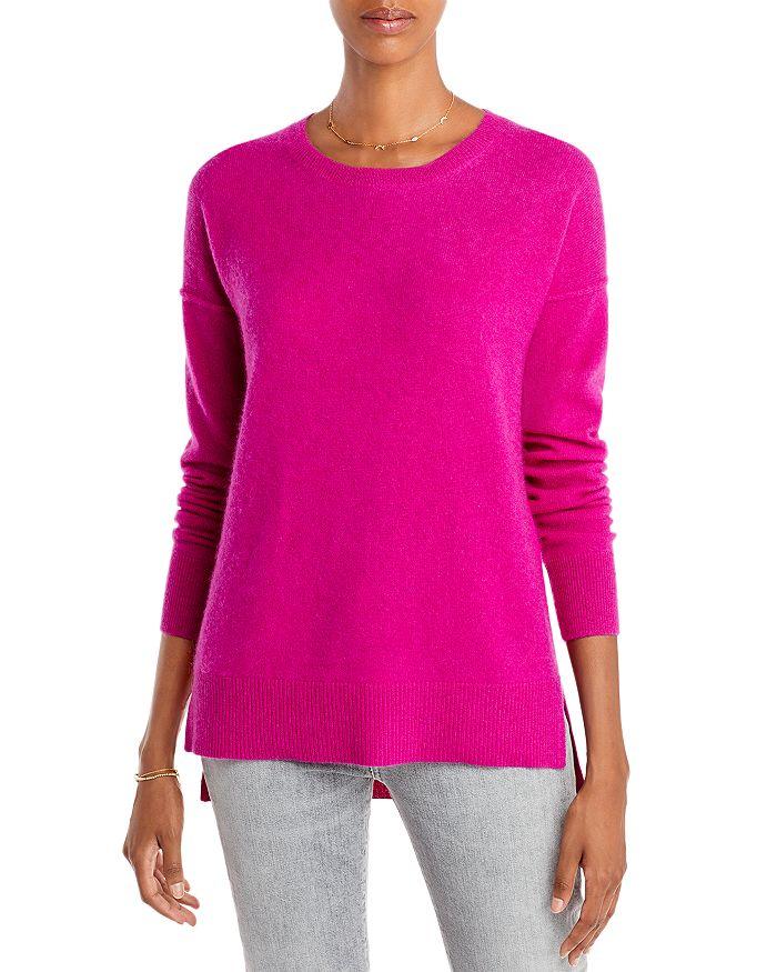 AQUA - High Low Cashmere Sweater - 100% Exclusive
