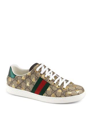 Gucci Sneakers - Bloomingdale's