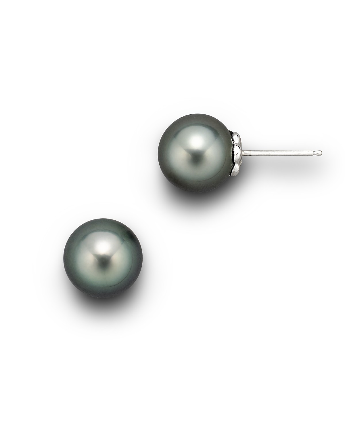 stud product ears for pearl earrings sensitive sensitively
