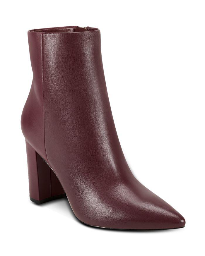 Marc Fisher LTD. Women's Ulani Pointed Toe High Heel Booties     Bloomingdale's