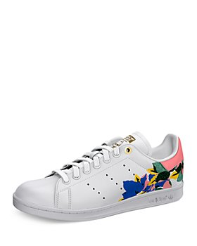 Adidas - Women's Stan Smith Floral Print Sneakers