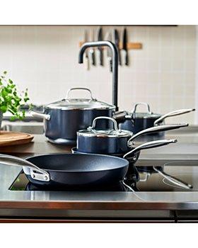 GreenPan - SearSmart™ Healthy Ceramic Nonstick Cookware, Set of 10