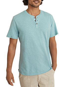 Marine Layer - Short Sleeve Henley