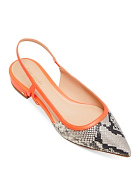 kate spade new york - Women's Sunday Pointed Slingback Flats
